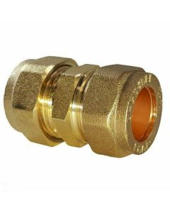 22mm Coupling Compression Pipe Fitting